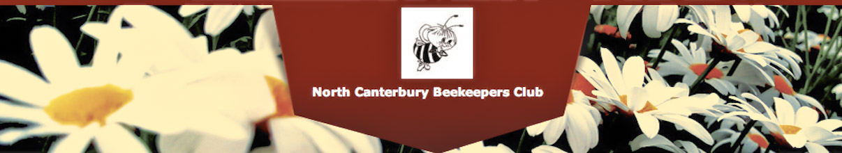 North Canterbury Bee Club Logo